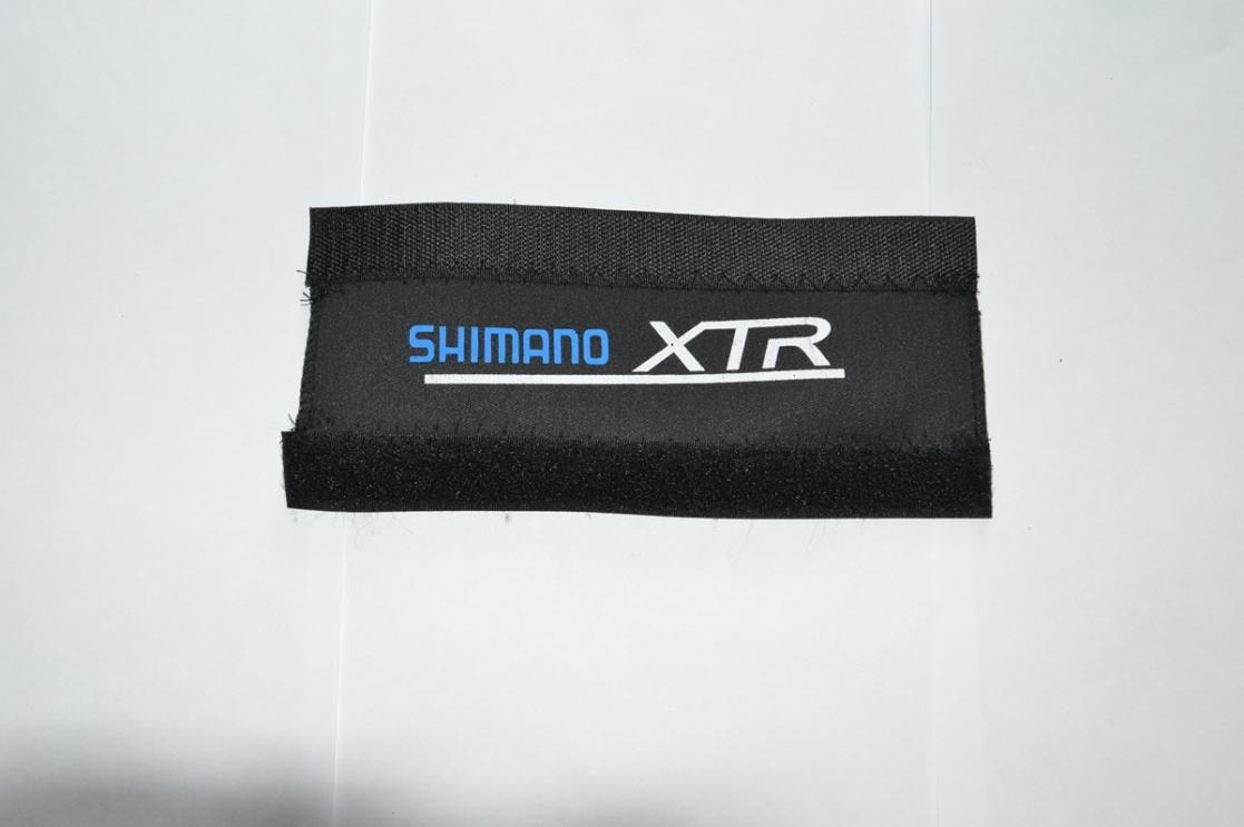 Защита пера от цепи Shimano тканевая, код 8116