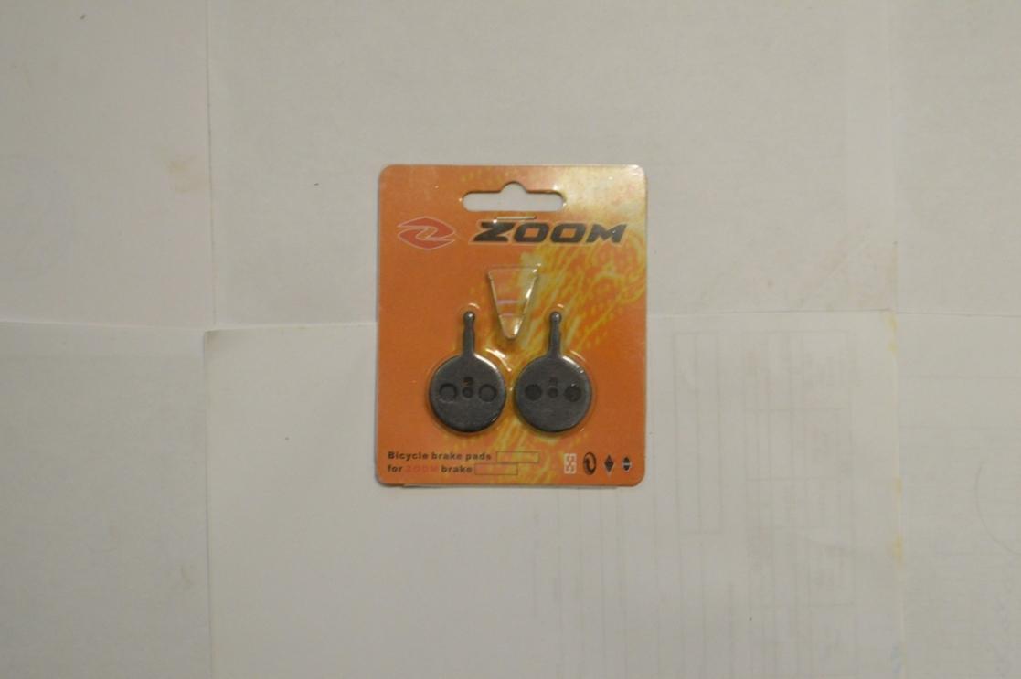 Колодка тормозная для диска ZOOM DB-280, код 54064
