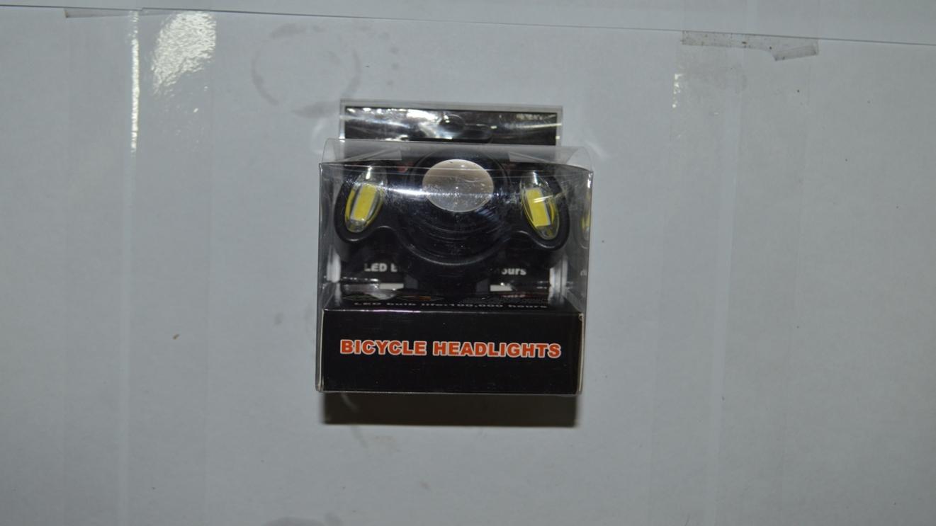 """Фара передняя """"чебурашка"""", KMS с USB зар, код 3265235"""